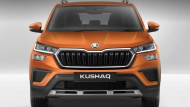2021 Skoda Kushaq Compact SUV Launched in India Starting at Rs 10.49 Lakh; Check Prices, Features & Specifications