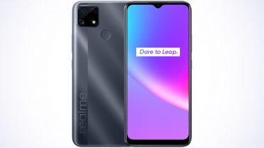 Realme C25s Prices, Launch Date & Specifications Leaked Online: Report