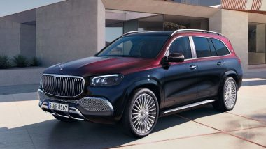 2021 Mercedes-Maybach GLS 600 Luxury SUV Launched in India at Rs 2.43 Crore; Check Features & Specifications
