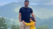 MS Dhoni New Look: CSK Skipper Sports Handlebar Moustache As He Enjoys Family Vacation in Shimla