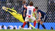 Croatia 3-1 Scotland, Euro 2020 Result: Luka Modric Inspires Croatia To Round of 16 Qualification (Watch Goal Video Highlights)