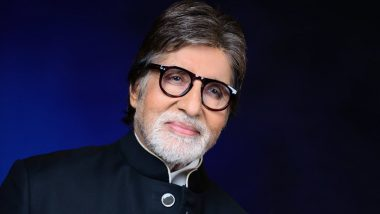 Amitabh Bachchan Is Out of Words To Say, Shares a 'Nothing' Tweet on Twitter Today