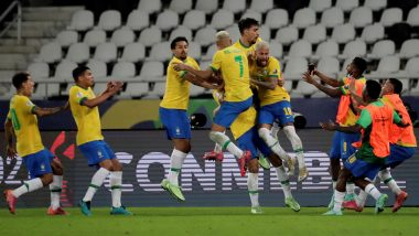 Copa America 2021: Brazil Score Controversial Goal With Referee's Assist Against Colombia; What Does the Rule Book State?