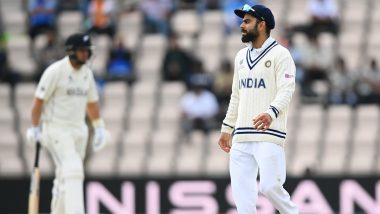 Virat Kohli Reacts After Losing ICC WTC 2021 Finals to New Zealand, Indian Captain Says 'We Move Ahead, Together'