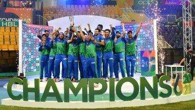 PSL 2021 Final: Multan Sultans Defeat Peshawar Zalmi To Lift Maiden Pakistan Super League Title