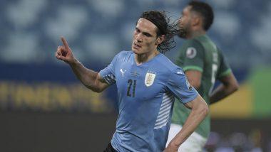 Bolivia 0-2 Uruguay, Copa America 2021 Result: Edinson Cavani Scores As La Celeste Record First Win (Watch Goal Video Highlights)