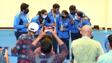 ISSF World Cup 2021 Croatia Medal Tally: Full Table With List Of Gold, Silver And Bronze Medals