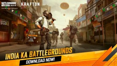 Battlegrounds Mobile India Now Available for Download on Google Play Store for Pre-Registered Users