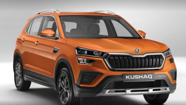 2021 Skoda Kushaq Compact SUV To Be Launched Today in India, Watch LIVE Streaming Here