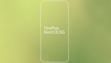 OnePlus Nord CE 5G Price Leaked Ahead of Its India Launch: Report