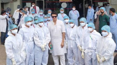 Aniruddh Dave Beats COVID-19; Actor Gets Discharged From the Hospital After a 55-Day Battle With the Virus