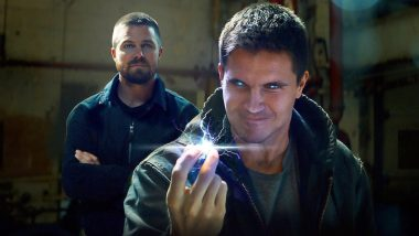 Stephen Amell, Robbie Amell Returning With 'Code 8' Sequel
