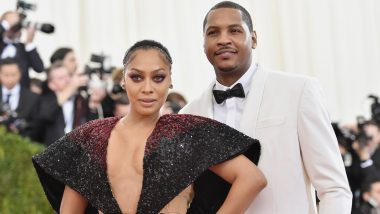 La La Anthony Files For Divorce From Husband Carmelo Anthony After 11 Years of Marriage