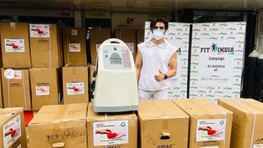 Gurmeet Choudhary Launches His Own Foundation, Organises Oxygen Concentrators From Indonesia (View Post)
