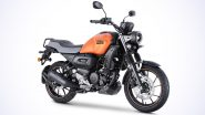 Yamaha FZ-X Neo-Retro Motorcycle Launched in India Starting at Rs 1.16 Lakh; Check Price, Availability, Features & Specifications