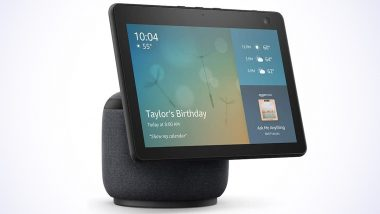 Amazon Echo Show 10 & Echo Show 5 Launched in India Starting at Rs 8,999