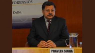 Praveen Sinha, CBI Additional Director, Promoted as Special Director
