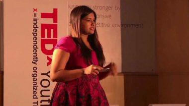 Meet Writer and Journalist Extraordinaire Sharanya Haridas