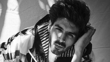 Kartik Aaryan Spreads Black and White Magic in His Latest Instagram Post!