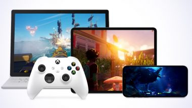 Microsoft's Xbox Cloud Gaming Now Available on Windows 10 PCs & Apple iPhones, Tablets via Browser: Report