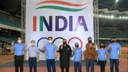 Tokyo Olympics 2020 Official Theme Song For Indian Contingent Launched by Kiren Rijiju, Song Composed and Sung by Mohit Chauhan (Watch Video)