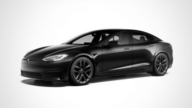Tesla Model S Plaid Launched at Delivery Event in Fremont, Prices Start From $1,30,000