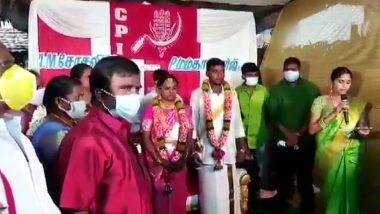Socialism Marries Mamata Banerjee In Tamil Nadu, Wedding Was a Low Key Affair