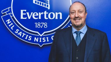 Rafael Benitez Named New Everton Coach Following Carlo Ancelotti's Departure