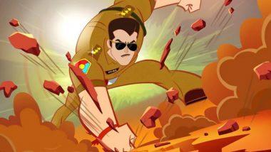 Arbaaz Khan Reveals Why Salman Khan's Voice Isn't Used in Dabangg's Animated Series