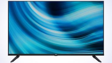 Mi TV 4A 40 Horizon Edition Launched in India at Rs 23,999; Check Features & Specifications Here