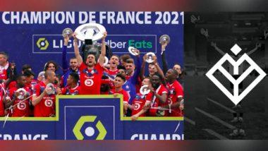 Aksel Ceylan Designs Logo for Yusuf Yazici, French Ligue 1 Champion