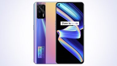 Realme X7 Max Milky Way Variant First Online Sale Tomorrow; Prices, Offers & Other Details