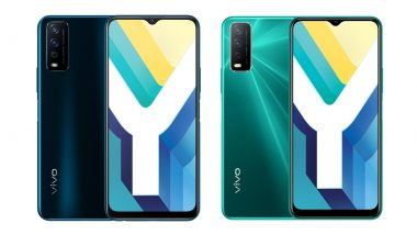 Vivo Y12A Budget Smartphone With Snapdragon 439 SoC Launched; Prices, Features & Specifications