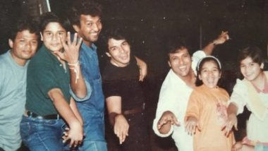 Krushna Abhishek Shares How 'Chi Chii Mama' Govinda Used to Party With His Nephews and Nieces (See Pic)