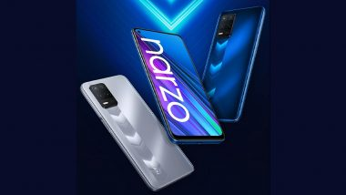 Realme Narzo 30 5G Smartphone To Go on Sale Tomorrow; Prices, Offers, Features & Specifications