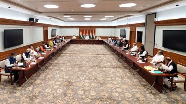 Delimitation Has to Happen at Quick Pace for Assembly Elections in Jammu and Kashmir, Says PM Modi After All-Party Meet
