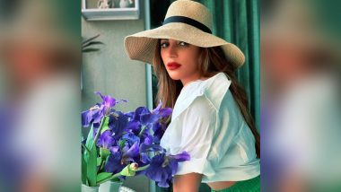 World Environment Day 2021: Shama Sikander Plants a Tree at Home To Mark the Occasion