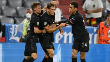 Germany 2-2 Hungary, Euro 2020 Result: Leon Goretzka Scores Late As Joachim Low's Team Avoid Early Upset (Watch Goal Video Highlights)