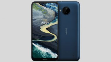 Nokia C20 Plus With Dual Rear Cameras Launched in China; Check Prices, Features & Specifications