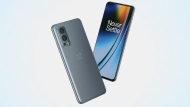 OnePlus Nord 2 5G Likely To Be Launched in India on July 22, 2021: Report