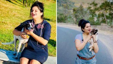 Vlogger Shivangi Sharma Breaks the Myth Around Traveling With Pets