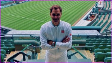 Roger Federer Sets Wimbledon 2021 Performance As Criteria for Participation in Tokyo Olympics 2020