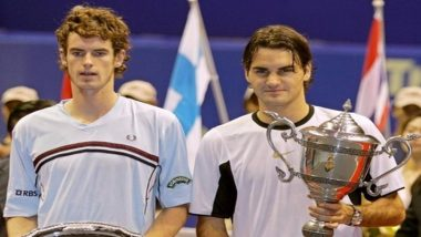 Andy Murray Praises Roger Federer As Swiss Ace Beats Dominik Koepfer in Third Round of French Open 2021