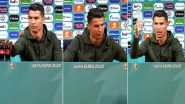 Coca-Cola Funny Memes Continue to Go Viral After Fevicol Presents a Hilarious Take On Cristiano Ronaldo Promoting Water Instead of the Beverage