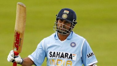 This Day That Year: Sachin Tendulkar Became the First Batsman to Reach 15,000 Runs in ODIs, ICC Revisits the Memory