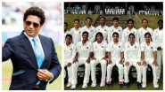 Sachin Tendulkar Sends Best Wishes to Indian Women's Cricket Team Ahead of Their One-Off Test Against England, Says 'I'll Be Rooting For You'