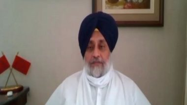 Sukhbir Singh Badal Says No Alliance with BJP for Punjab Assembly Elections 2022, Slams Congress, AAP