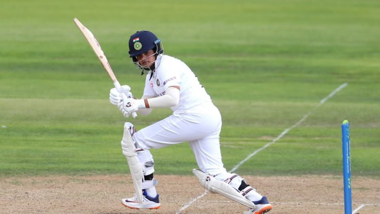 India Women vs England Women Live Cricket Streaming of One-Off Test Match 2021 Day 4: Watch Free Telecast of IND W vs ENG W on Sony Ten1 & SonyLiv Online