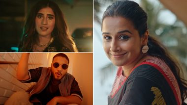 Sherni Song Mein Sherni: Vidya Balan's Track Wakes Up The Tigress In Every Woman (Watch Video)