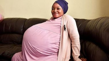 It's Decuplets! South African Woman Gosiame Thamara Sithole Gave Birth to 10 Babies, Say Reports